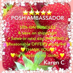 Other - 5⭐️Rated Posh Ambassador. Same day shipping!